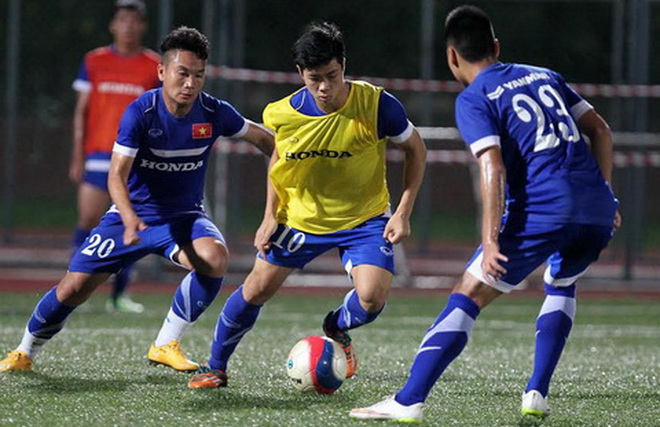Công Phượng đã ghi bàn trở lại, Viettel hy sinh cho U19 Việt Nam
