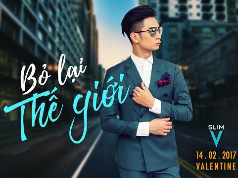 'Nóng bỏng' như MV Valentine của SlimV