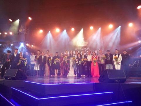 Kết quả Giải Âm nhạc Cống hiến lần 11 – 2016