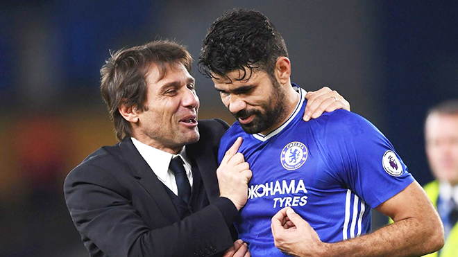 Thiên Tân Quyền Kiện mời gọi Diego Costa với mức giá kỷ lục