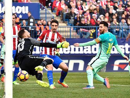 Barca trở lại hay chỉ là sự lừa dối hào nhoáng ở Calderon?