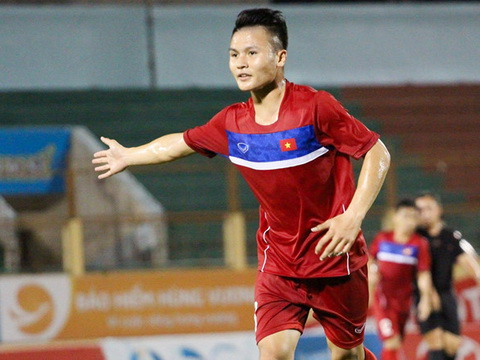 Quang Hải ghi điểm ở U20 Việt Nam, người hùng futsal được vinh danh