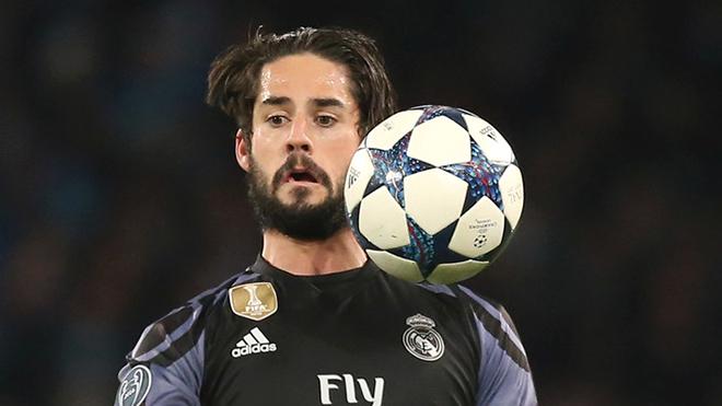 Hợp đồng 6+6 sẽ giữ chân Isco ở lại Madrid?