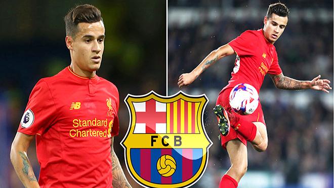 Liverpool sẽ đau đầu khi Coutinho khó cưỡng nổi lời mời từ Barca