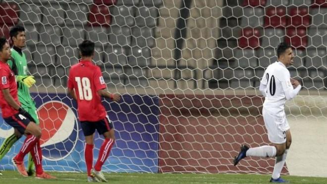 Đối thủ kế tiếp của tuyển Việt Nam hủy diệt Campuchia 7-0