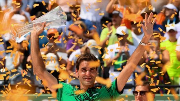 Roger Federer: Tuổi 36 và những ngày tháng tươi đẹp trong sự nghiệp