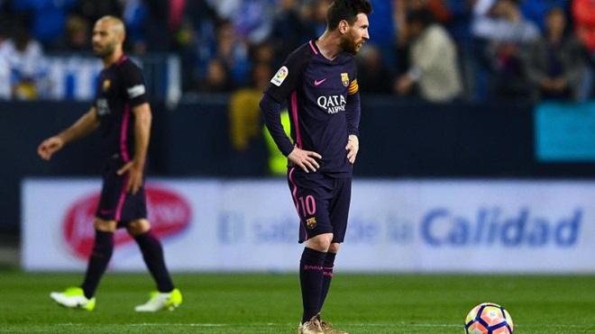 Cuộc đua vô địch Liga: Real rộng cửa, Barca bất lợi đủ đường