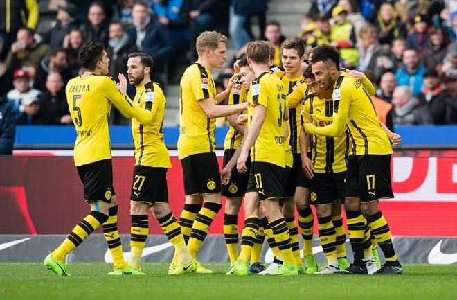 Big Bet: Dự đoán tỉ lệ trận đấu Dortmund - Monaco (1h45 ngày 13/4)