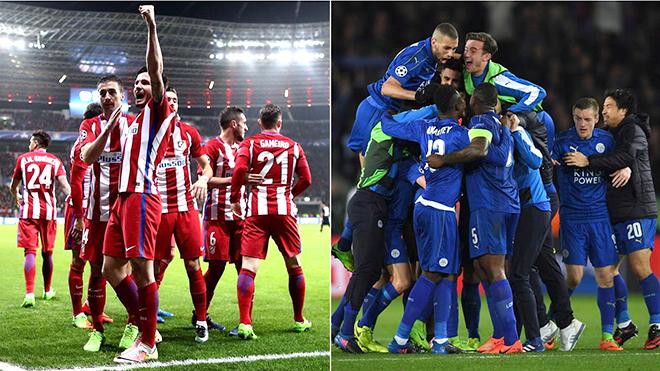Với Atletico, Leicester có khi còn đáng sợ hơn Barca, Bayern