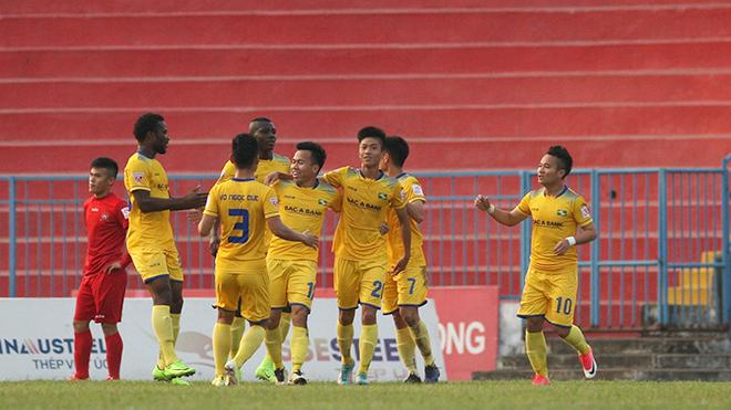 Hà Nội FC- SLNA: Giải mã 'khắc tinh' SLNA