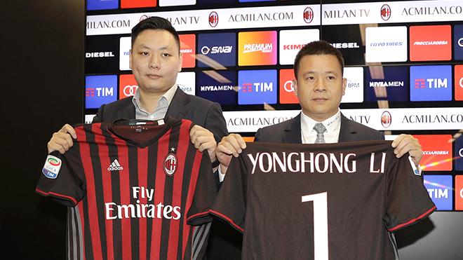 AC Milan vĩnh biệt kỷ nguyên Berlusconi: Giờ là thời của những Mr Li