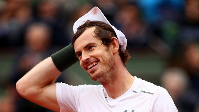 Tennis ngày 17/4: Federer sánh ngang Djokovic trên Twitter. Murray tiết lộ bí mật 'đáng xấu hổ'