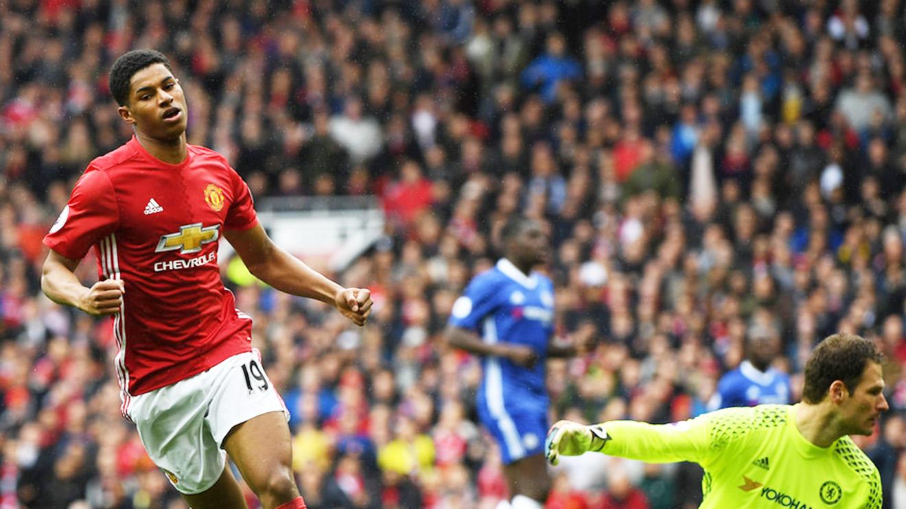 Với Rashford, Man United sẵn sàng sống không Ibrahimovic