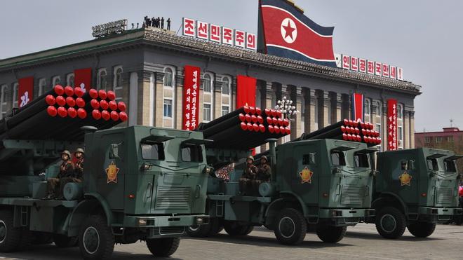'Triều Tiên có thể đã phát triển một hệ thống mới hoàn toàn để thử tên lửa'