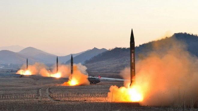 Hôm nay, Mỹ - Hàn - Nhật thảo luận phương án đối phó mối đe dọa hạt nhân Triều Tiên