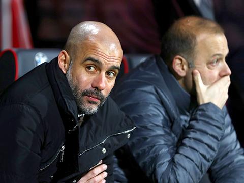 Guardiola cần thêm thời gian với Man City