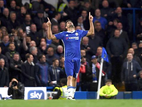 Costa đã trở lại, lợi hại như xưa