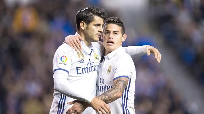 Zidane tiếp tục ưu ái Benzema, Morata sẽ lại xách vali ra đi