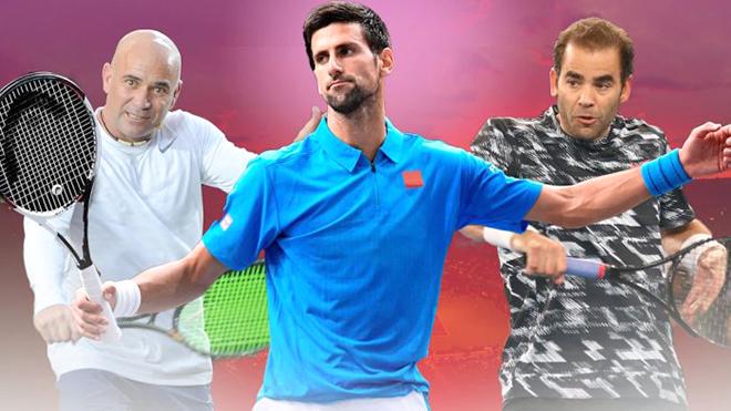 """5 """"siêu HLV"""" cho Djokovic lựa chọn"""
