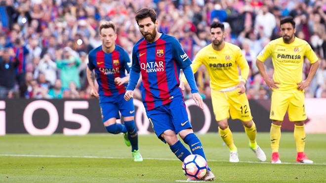 Messi là thiên tài không bao giờ tĩnh lặng của Barca