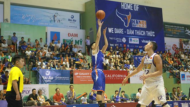 Bóng rổ Việt tưng bừng chào đón đội bóng thứ 6 tại VBA