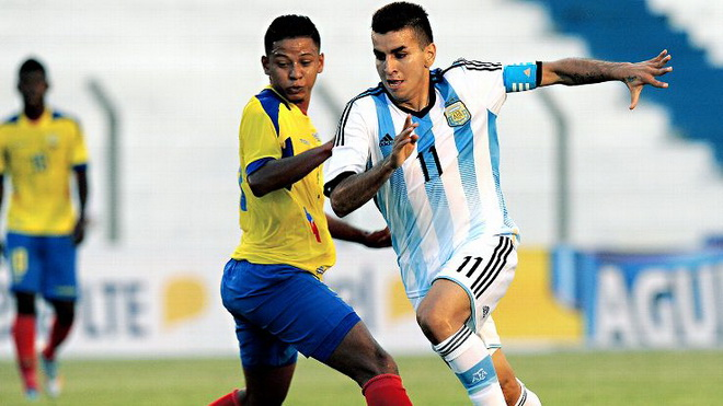 U20 Argentina tới Việt Nam trưa nay, Công Vinh mua hụt đồng đội của Drogba