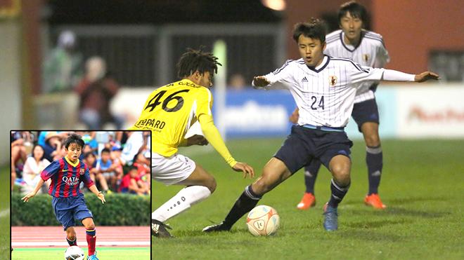 Thần đồngTakefusa Kubo: 'Messi mới', hay Tsubasa của đời thực?