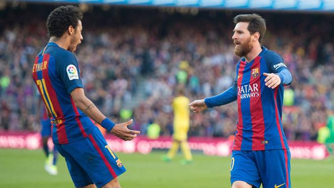 Neymar: 'Messi là thần tượng, tôi học mọi thứ từ anh ấy'