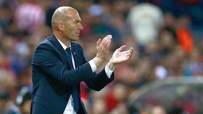 Với Zidane, Real Madrid tươi mới tới tận phút cuối cùng