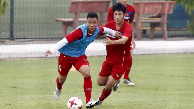 HLV Hoàng Anh Tuấn: 'New Zealand không ghê gớm, vấn đề là U20 Việt Nam có tự tin không'