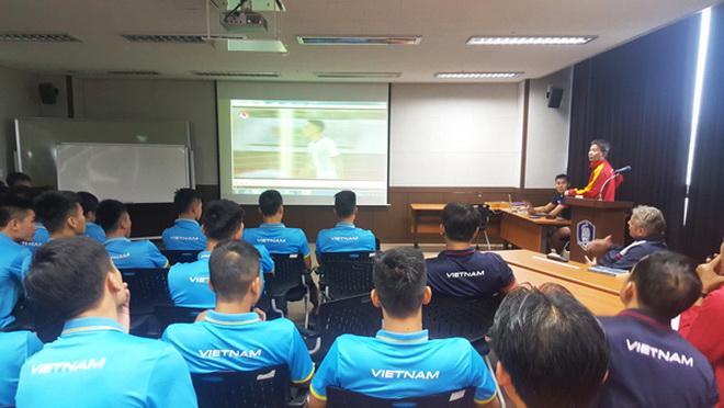 U20 Việt Nam dồn sức cho 'cữ dượt' cuối, gặp U20 Vanuatu