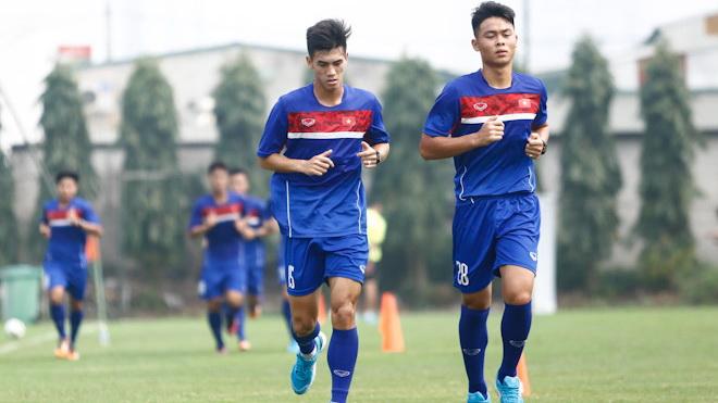U22 Việt Nam chốt danh sách: HLV Hữu Thắng loại 4 cầu thủ dự World Cup U20