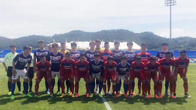 Công Phượng 'im tiếng', U22 Việt Nam vẫn dễ dàng đánh bại CLB Mokpo FC 4-1