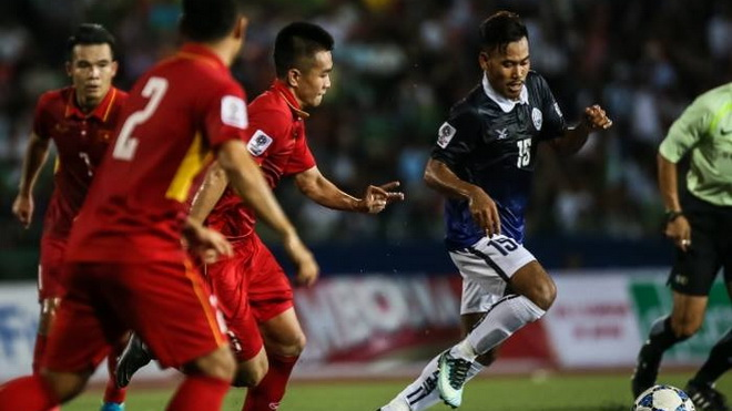 HLV Lê Thụy Hải: 'Việt Nam thắng Campuchia hoàn toàn do may mắn'
