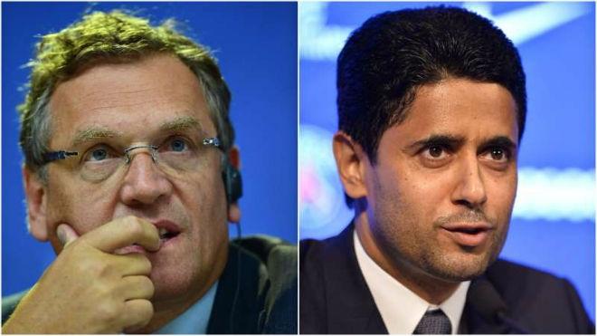 Chủ tịch PSG bất ngờ bị FIFA điều tra về tội hối lộ