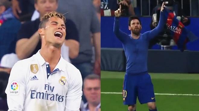 Ronaldo 'tức giận' khi Messi tỏa sáng, trù ẻo Argentina ở World Cup 2018