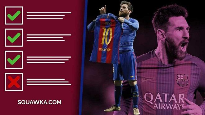 10 kỷ lục Messi chưa thể chinh phục khi bước sang tuổi 30