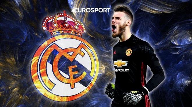 Man United lo 'sốt vó' khi Real Madrid bất ngờ gửi lời đề nghị 50 triệu cho De Gea