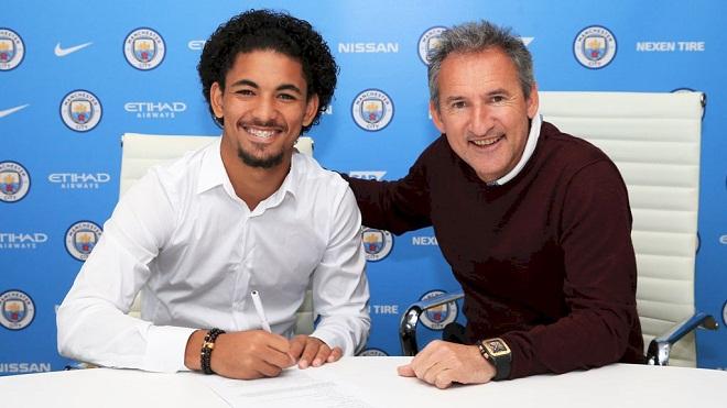 Man City xác nhận chiêu mộ thành công sao trẻ Brazil Douglas Luiz