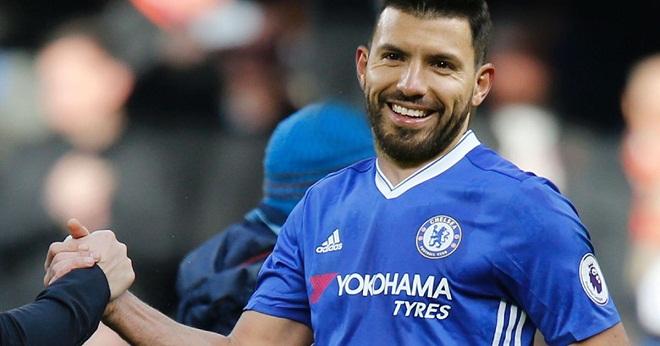 SỐC: Pep bật đèn xanh cho Chelsea mua Aguero