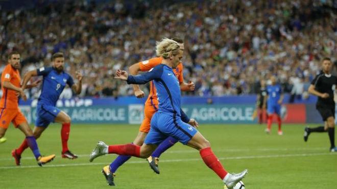 Video clip highlights bàn thắng trận Pháp 4-0 Hà Lan