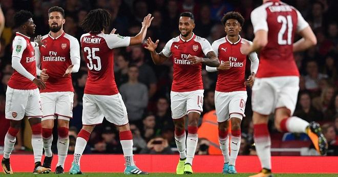 Video clip highlights bàn thắng trận Arsenal 1-0 Doncaster Rovers – tin Arsenal