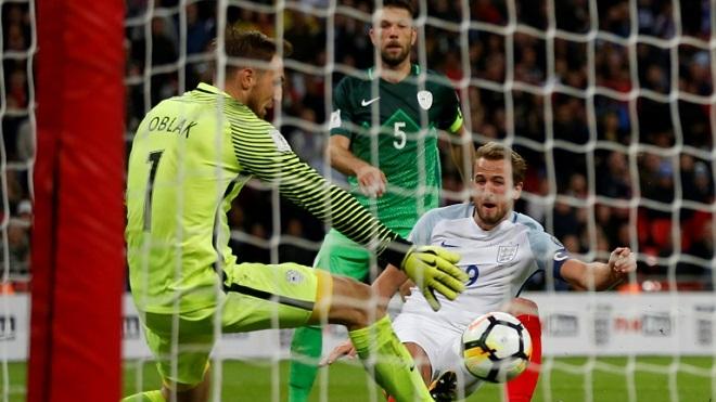 ĐIỂM NHẤN Anh 1-0 Slovenia: Harry Kane lại hóa người hùng. Thái độ xấu xí của Chamberlain