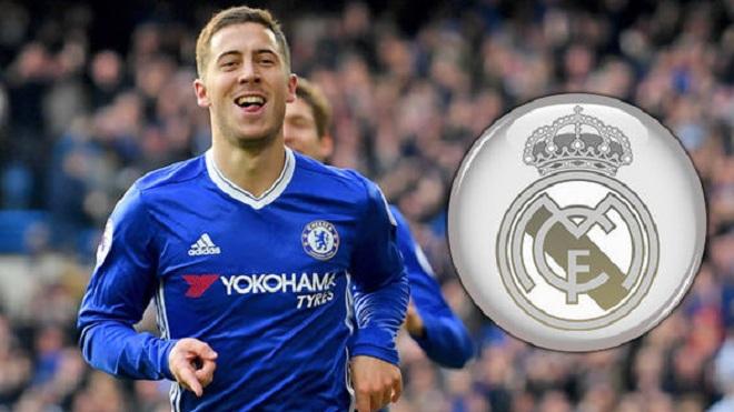 Để có Hazard, Real Madrid quyết định 'hy sinh' Morata