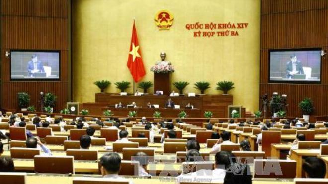 Quốc hội cho ý kiến về dự án sân bay Long Thành