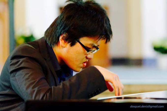 Pianist Lưu Đức Anh được vinh danh tại Thụy Điển