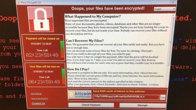 Cảnh báo: Đang xảy ra tấn công mạng khóa dữ liệu để tống tiền trên toàn cầu