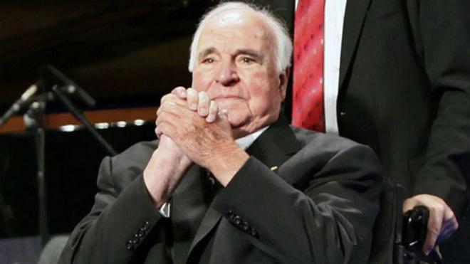 Cựu Thủ tướng Đức Helmut Kohl từ trần ở tuổi 87