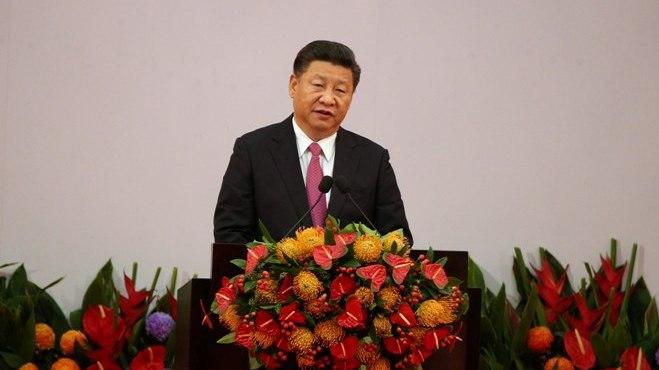 Chủ tịch Trung Quốc Tập Cận Bình nêu 'giới hạn đỏ' liên quan tới Hong Kong