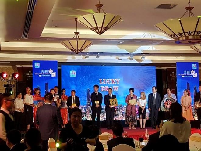Hội thảo xúc tiến du lịch 'Trung Quốc tươi đẹp' tại TP.HCM